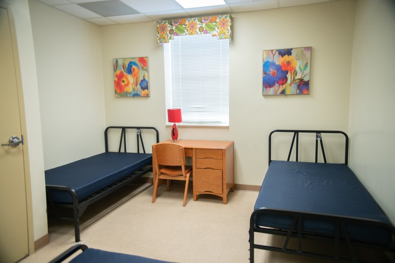 A bedroom at Life Center of Galax